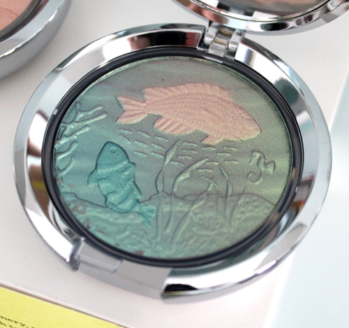 Chantecaille Protected Paradise compacts