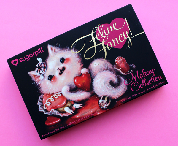 Sugarpill Feline Fancy set