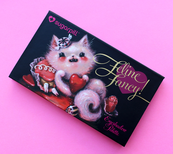 Sugarpill Feline Fancy palette