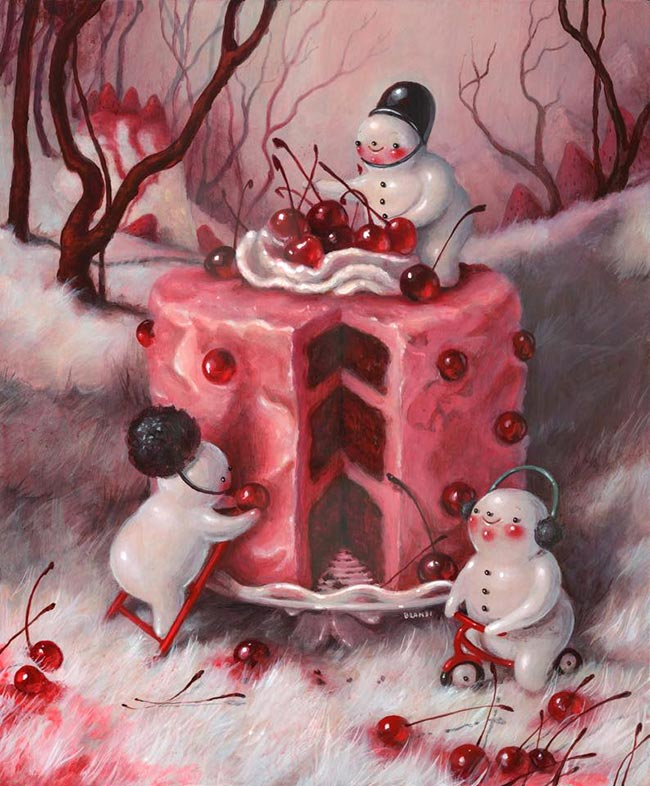 Brandi Milne, The Last of the Snowmen
