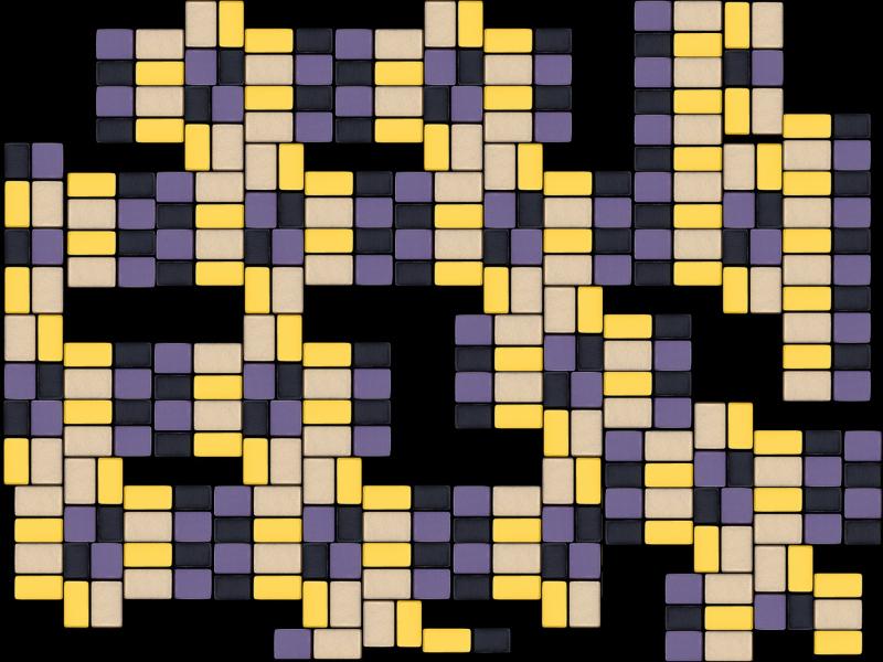 Michelle Murphy, Purple Rain Palette Maze