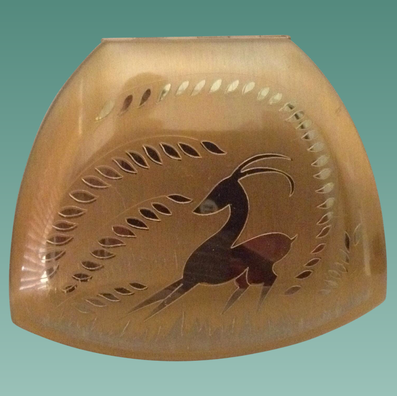 Elgin gazelle compact ca. 1950