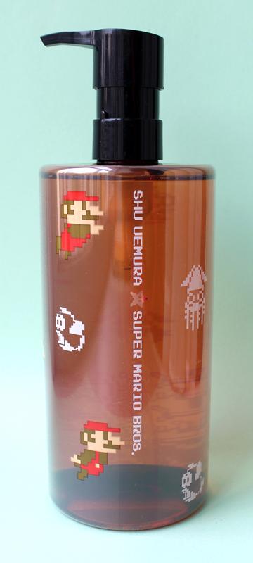 Shu Uemura x Super Mario
