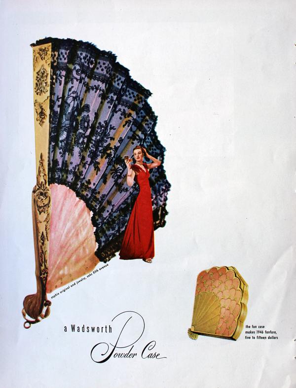 Wadsworth ad, 1946