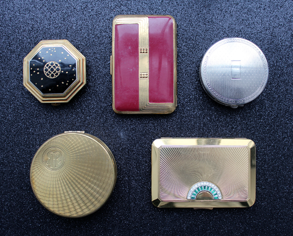 Richard Hudnut compacts