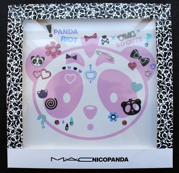 MAC x Nicopanda