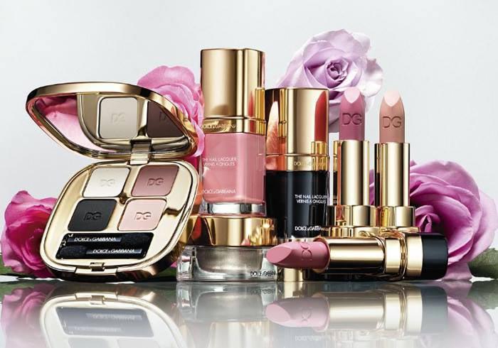 Dolce & Gabbana spring 2016 makeup collection