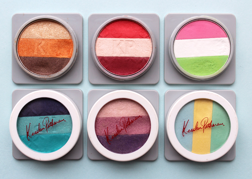 Kesalan Patheran eye shadow trios