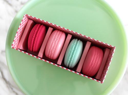 Lancôme Le Teint Macaron set