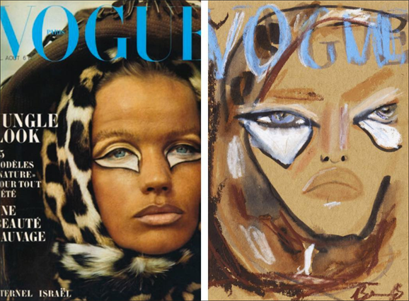Blair Breitenstein, Vogue 1968