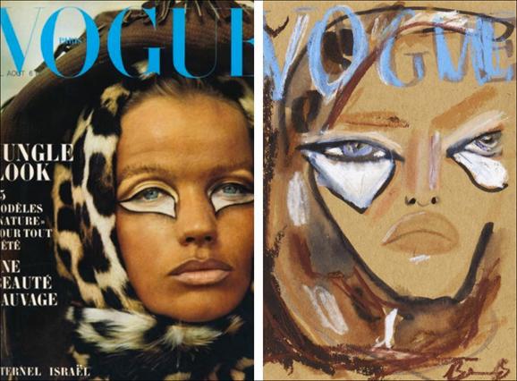 Blair Breitenstein, Vogue 1968