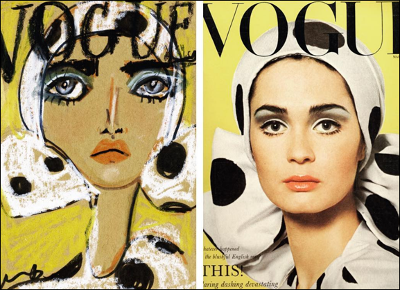 Blair Breitenstein, Vogue 1965