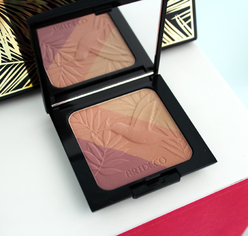 Art Deco Beauty of Nature Blush Couture