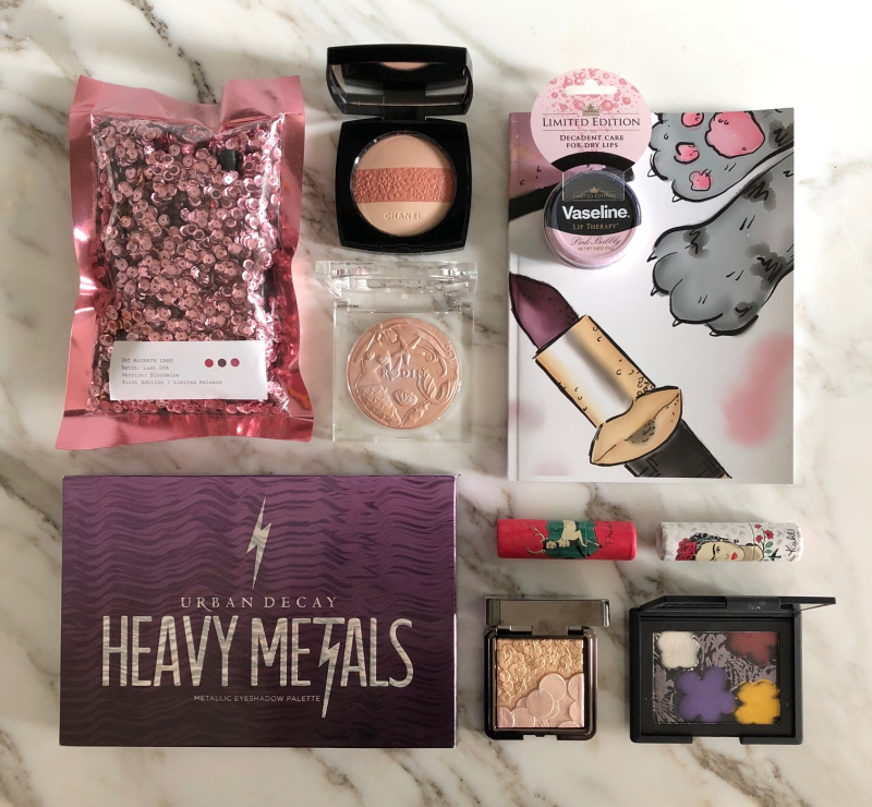 Makeup Museum 10 year anniversary giveaway