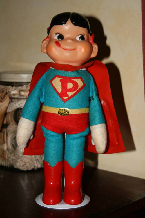 Superman Peko chan, 1960s