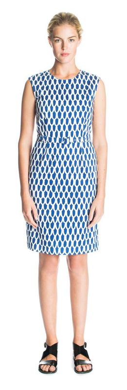 Marimekko - Pikku Suomu print dress