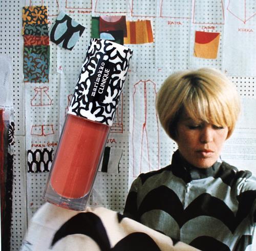 Clinique x Marimekko - Kukka pattern