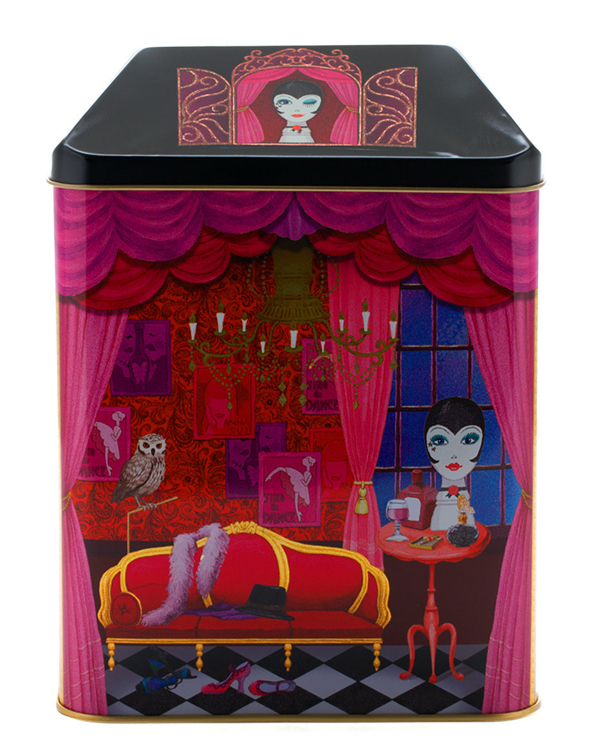 Anna Sui Dolly Head coffret - Sally