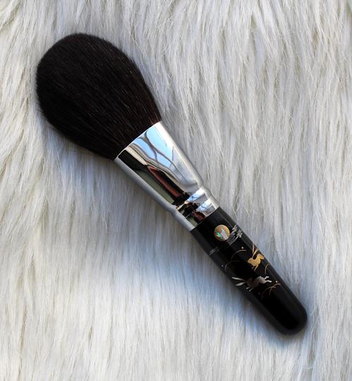 Chikuhodo Moon Rabbit brush