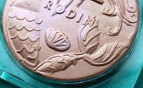 Rodin mermaid highlighter