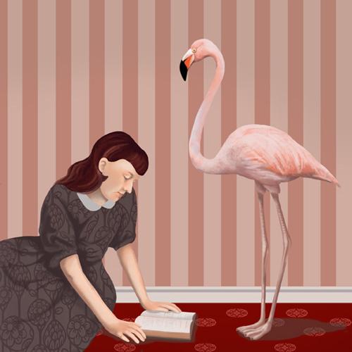Daria Petrilli - flamingo