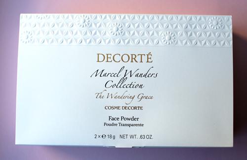 Marcel Wanders x Cosme Decorte 2016 box