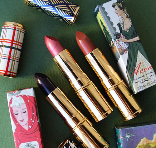 Avon holiday 2018 lipstick