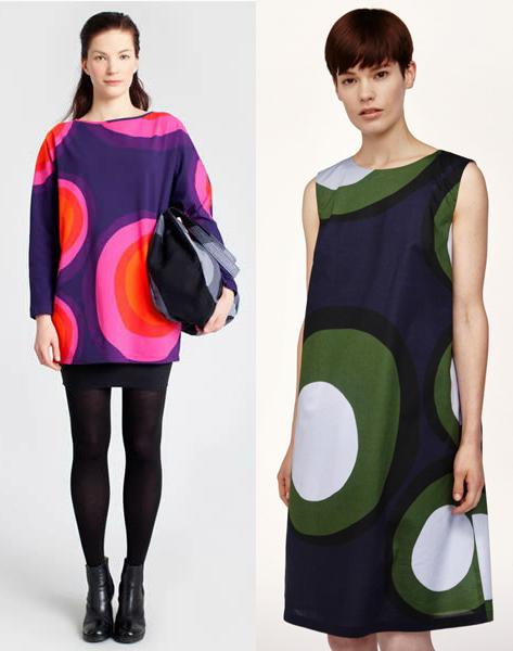 Marimekko - Klaava print dresses