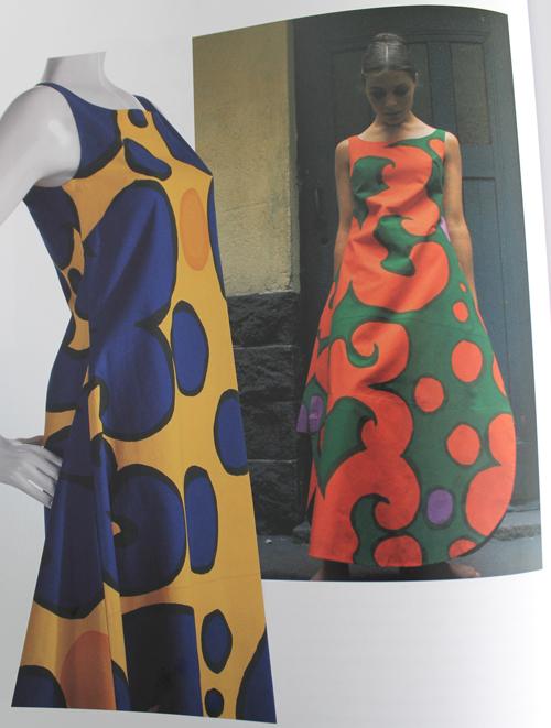 Marimekko Keidas print dresses, 1967