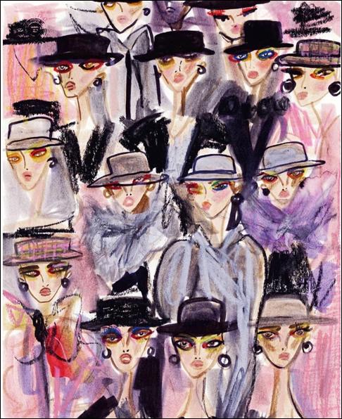 Blair Breitenstein, Chanel