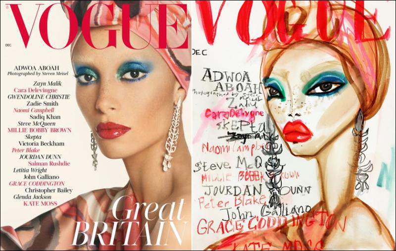 Blair Breitenstein, Vogue December 2017