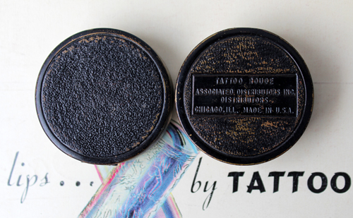 Tattoo rouge compacts