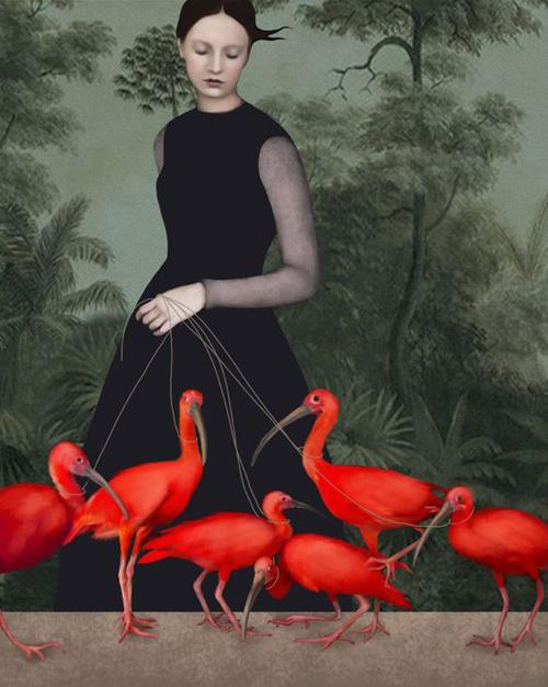 Daria-petrilli-lady-ofthe-ibis