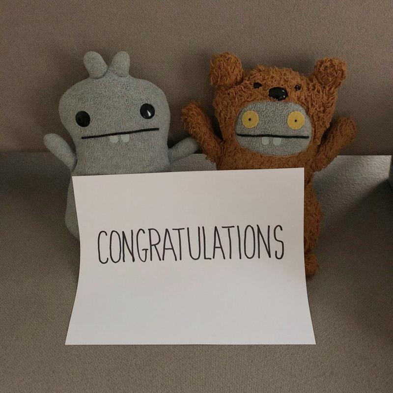 Giveaway-congrats