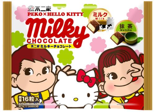Poko x Hello Kitty