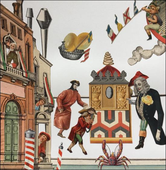 Emmanuel Pierre, Venice Masquerade