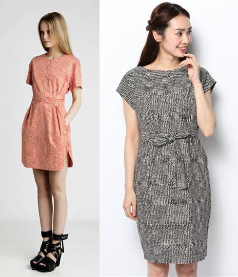 Marimekko - Papajo print dresses