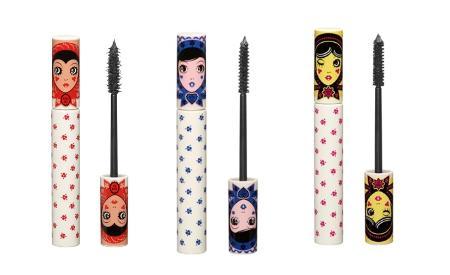 Anna Sui spring 2011 makeup