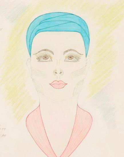 Alexander Bogardy, Untitled, c. 1960-1970 (detail)
