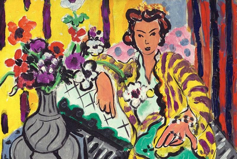 Henri Matisse, Yellow Odalisque, 1937
