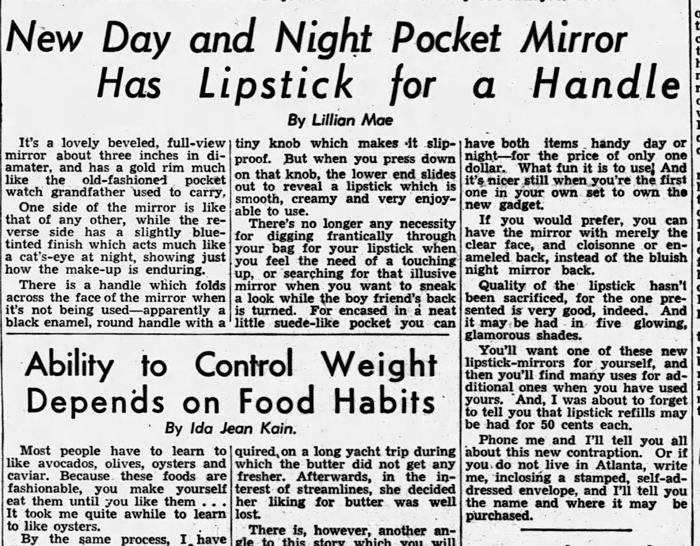 The Atlanta Constitution, Oct. 4, 1939