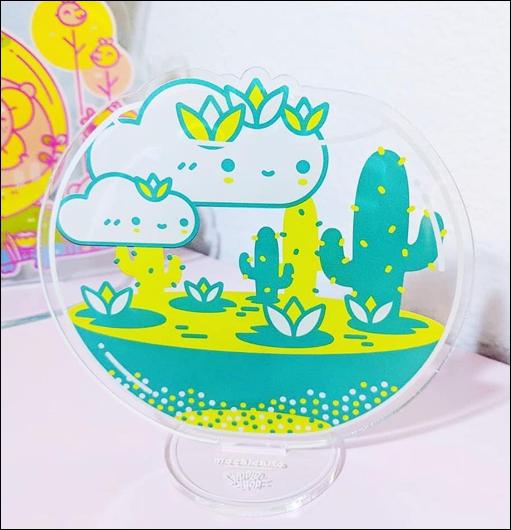 Mochichito - terrarium toy