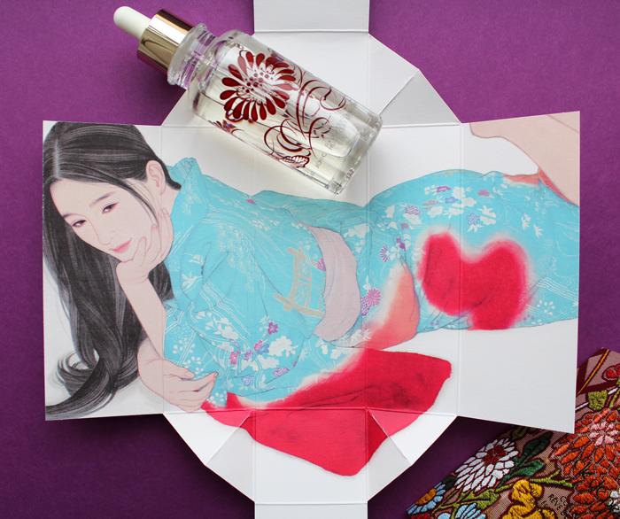 Clé de Peau Kimono Dream face oil