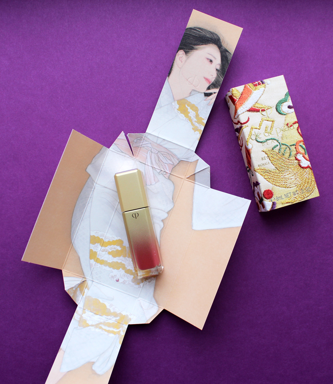 Clé de Peau Kimono Dream matte lip color
