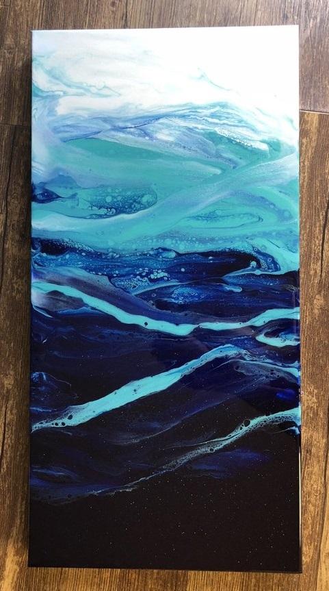 Kathryn Beals, Ocean Colors