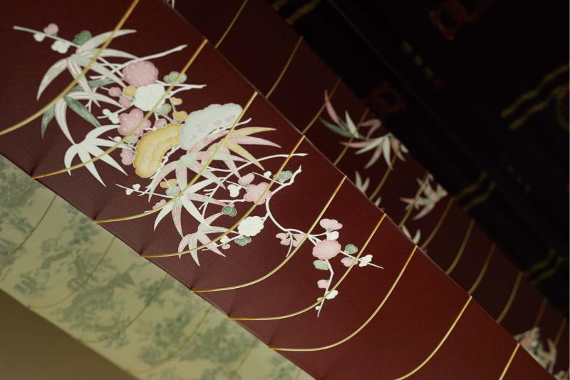Kimono-drying