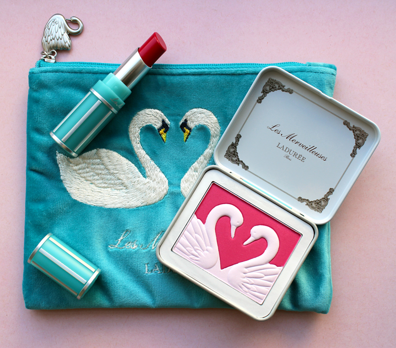 LM Ladurée holiday 2019 makeup set