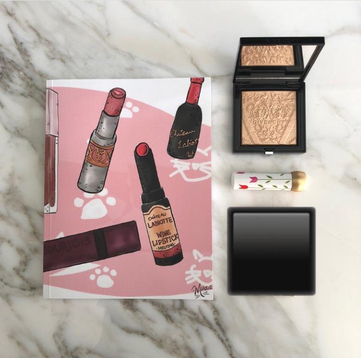 Makeup Museum giveaway