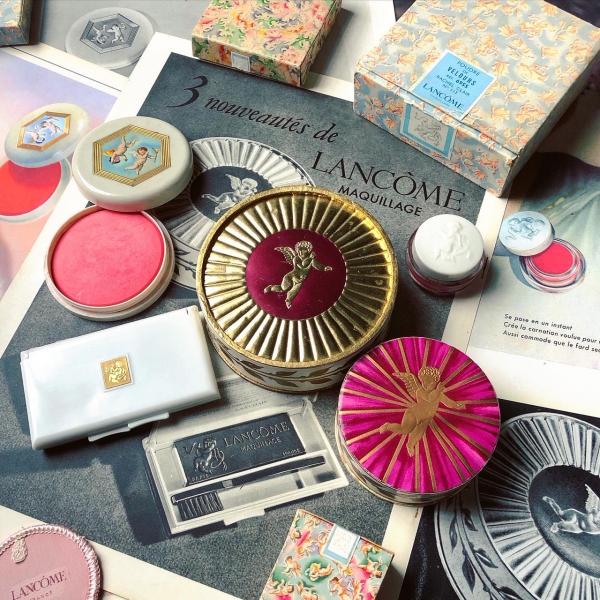 Vintage Lancome makeup