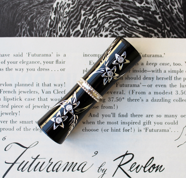 Revlon Futurama lipstick case